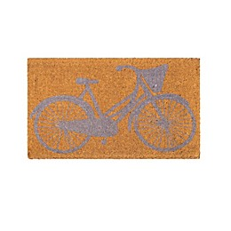 Fab Habitat Extra Thick Pedal Power 18-Inch x 30-Inch Door Mat