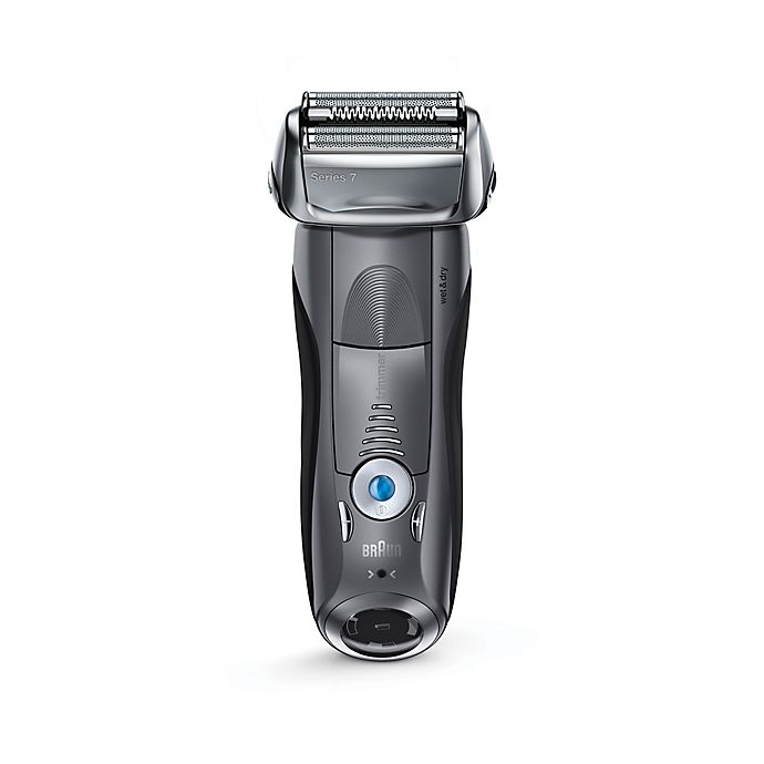 Alternate image 1 for Braun Series 7-7865CC Wet and Dry Electric Shaver