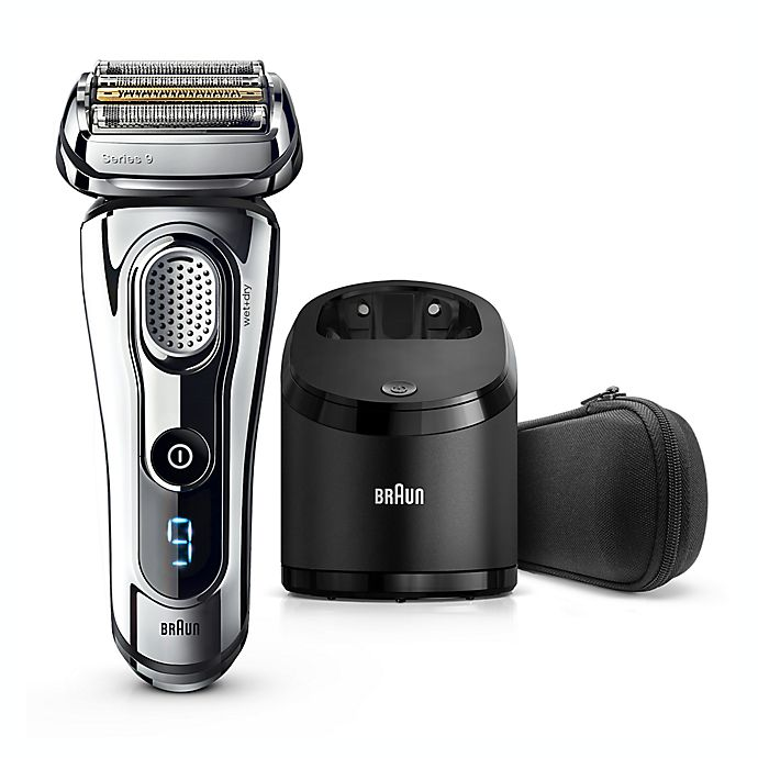 Alternate image 1 for Braun Series 9-9295CC Wet & Dry Electric Shaver
