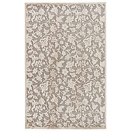 Jaipur Fables Lucie 9-Foot x 12-Foot Area Rug in Ivory/Grey