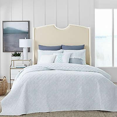 Coastal Living® Shadow Palm Quilt Set
