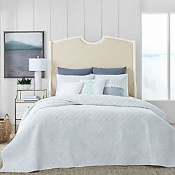 Coastal Living® Shadow Palm Quilt Set