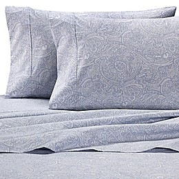 Wamsutta® 525-Thread-Count PimaCott® Paisley Sheet Set