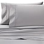 Wamsutta® Leaf 625-Thread-Count PimaCott® King Sheet Set in Grey