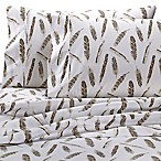 Wamsutta® Feathers 625-Thread-Count PimaCott© California King Sheet Set in Taupe