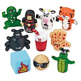 Rite Lite 10-Piece Passover Plague Finger Puppets