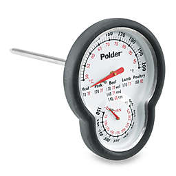Polder® Dual Sensor Cooking Thermometer