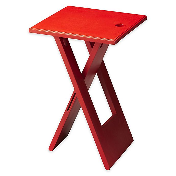Butler Specialty Company 12 Inch Square Accent Table