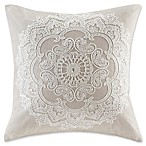 Harbor House™ Suzanna 18-Inch Square Throw Pillow in Taupe
