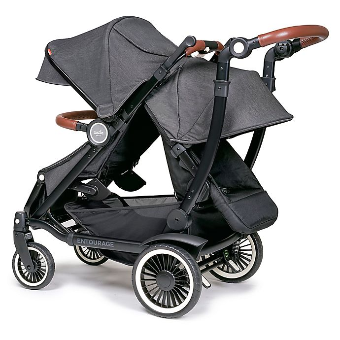 Alternate image 1 for Austlen® Entourage® Double Stroller With Second Seat