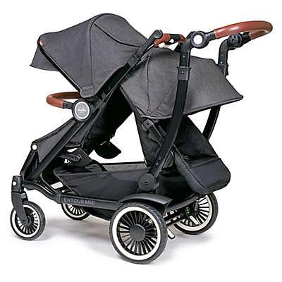 Austlen® Entourage® Double Stroller With Second Seat
