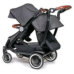 Austlen® Entourage® Double Stroller With Second Seat
