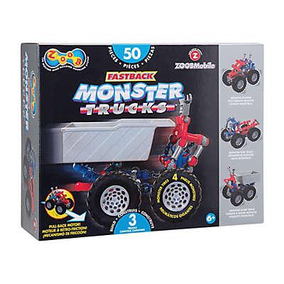 ZOOBMobile Fastback Monster Trucks Set