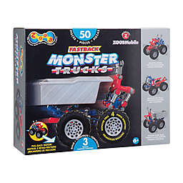 ZOOBMobile Fastback Monster Trucks Set