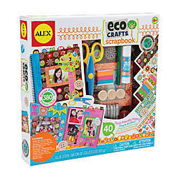 ALEX Toys® Eco Crafts Scrapbook