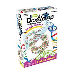 U-Create Sweets Doodletop Stencil Kit