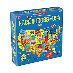 University Games Scholastic's Race Across the USA Game