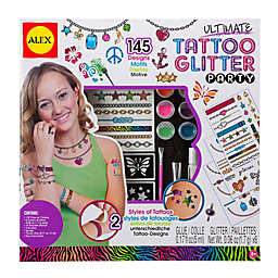 ALEX® Ultimate Tattoo Glitter Party