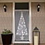 Part of the Heritage Lace® Christmas Rod Pocket Window Curtain Panel and Valance