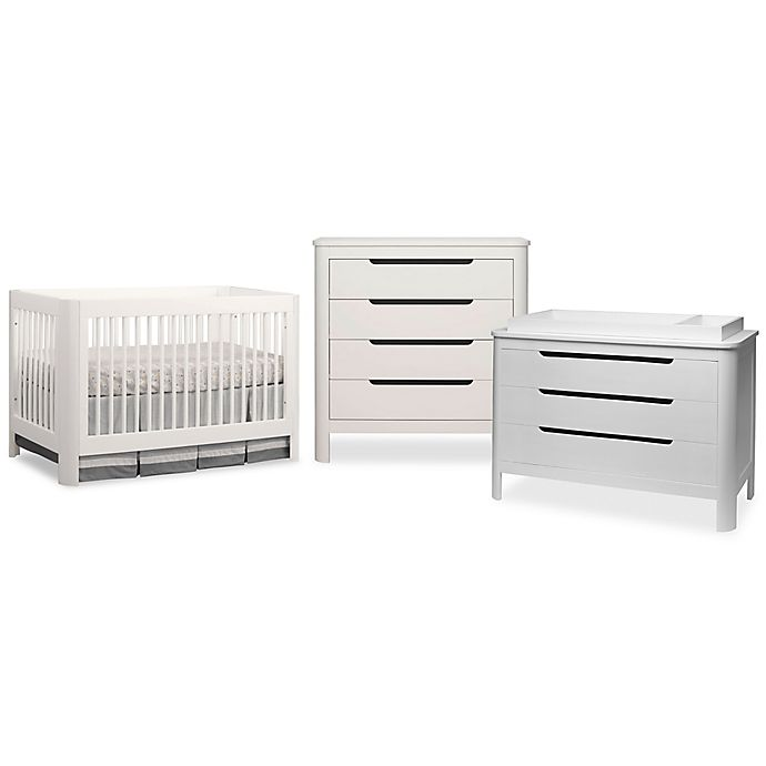 Sorelle Chandler Nursery Furniture Collection In White