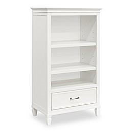 Million Dollar Baby Classic Darlington Bookcase in Warm White