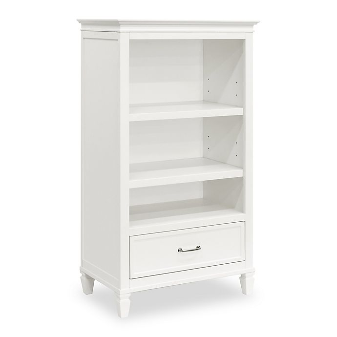 Alternate image 1 for Million Dollar Baby Classic Darlington Bookcase in Warm White