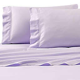 Frette At Home Tiber King Pillowcase in Wisteria