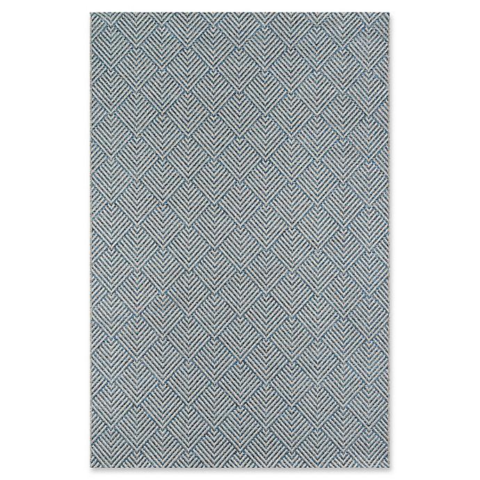 Alternate image 1 for Momeni Como Geometric Indoor/Outdoor Rug