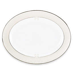 Lenox® Opal Innocence™ Scroll 16-Inch Oval Platter