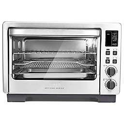 CRUX® Artisan Series 6 Slice Digital Air Frying Toaster Oven