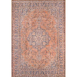 Momeni Afshar 5' x 7'6 Area Rug in Copper