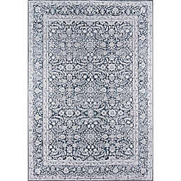 Momeni Afshar 7'6 x 9'6 Area Rug in Charcoal