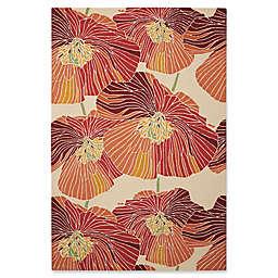 Nourison Fantasy Bold Floral Rug