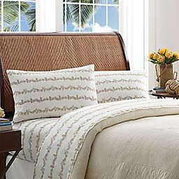 Tommy Bahama® Pineapple Garland 200-Thread-Count Pillowcases (Set of 2)