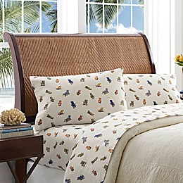 Tommy Bahama® Beach Chairs 200-Thread-Count Pillowcases (Set of 2)