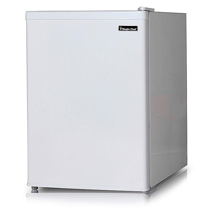 Alternate image 1 for Magic Chef 2.4 cu. ft. Refrigerator/Freezer