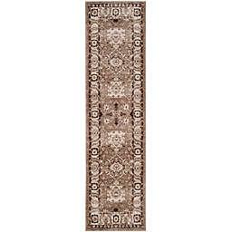 Safavieh Vintage Hamadan 2-Foot 2-Inch x 6-Foot Laleh Rug in Taupe