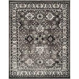 Safavieh Vintage Hamadan 8-Foot x 10-Foot Laleh Rug in Grey