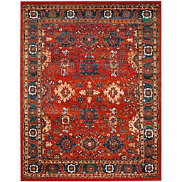 Safavieh Vintage Hamadan 9-Foot x 12-Foot Laleh Rug in Orange