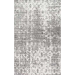 nuLOOM Deedra 2' x 3' Accent Rug in Grey