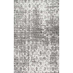 nuLOOM Deedra 4' x 6' Area Rug in Grey