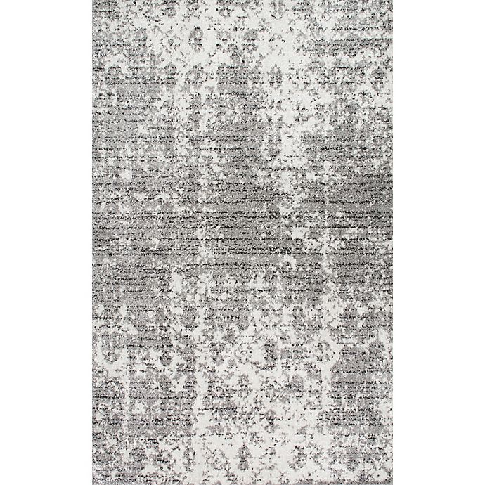 Alternate image 1 for nuLOOM Deedra 7'6 x 9'6 Area Rug in Grey