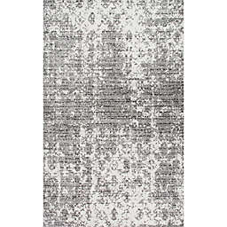 nuLOOM Deedra 7'6 x 9'6 Area Rug in Grey
