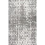 nuLOOM Deedra 10' x 14' Area Rug in Grey