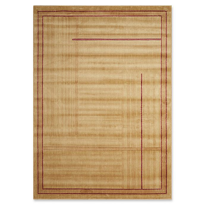 Alternate image 1 for Nourison Somerset Striped Loomed Area Rug