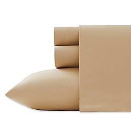 Adrienne Vittadini Microfiber Solid Sheet Set