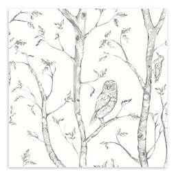 A-Street Prints Neptune Forest Wallpaper