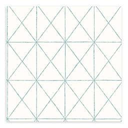 A-Street Prints Intersection Geometric Wallpaper