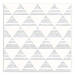 A-Street Prints Summit Triangle Wallpaper