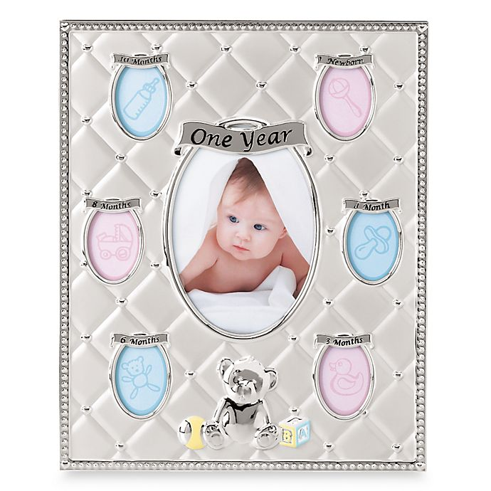 Lenox® Childhood Memories First Year Frame | buybuy BABY